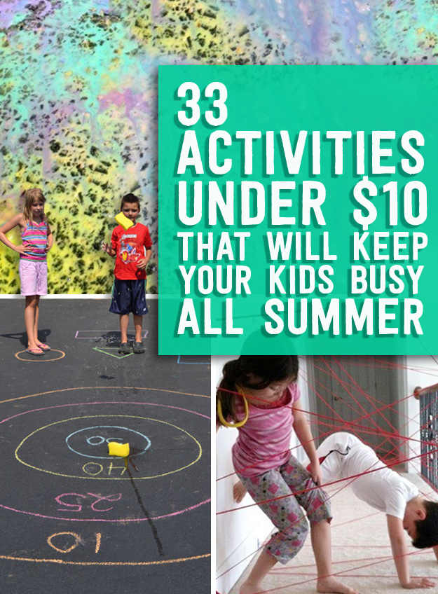 Summer Sports Activities to Keep the Children Busy