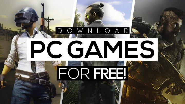 How to Download and Play PC games?