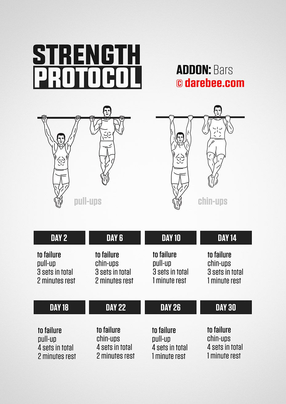 The Pull-Up Workout