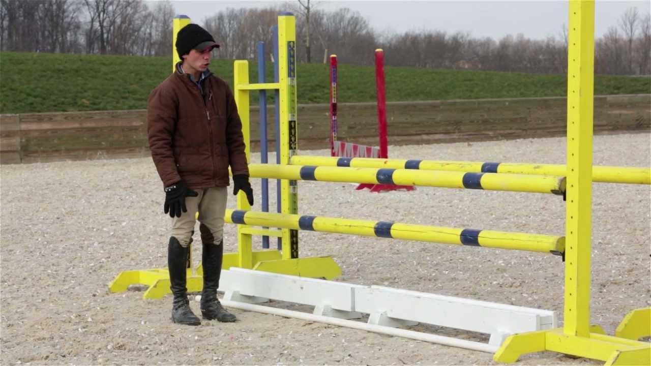 How to Conduct a Course Walk: Walking Courses at Jumping Shows