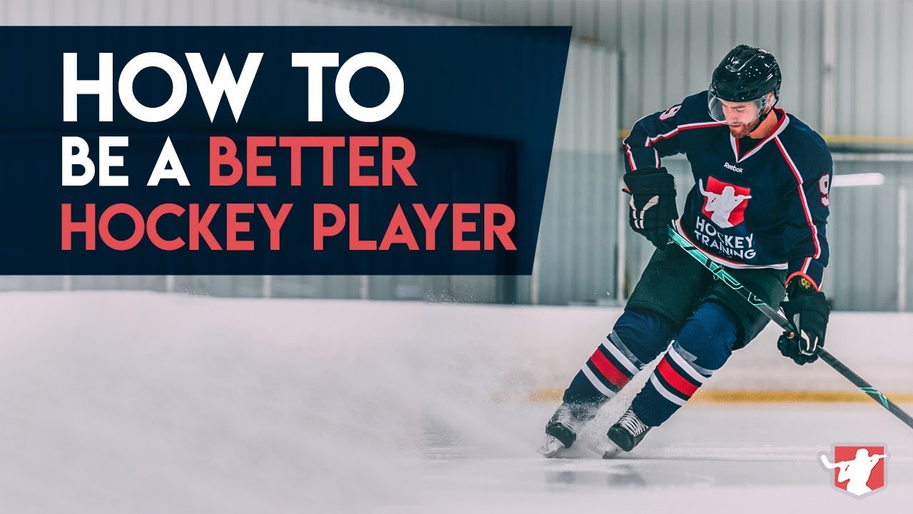 How to Be a Successful Hockey Player